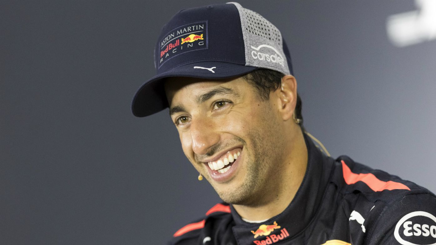 F1: Daniel Ricciardo reportedly in exclusive negotiations with Ferrari
