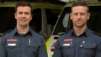 Paramedics series returns tonight
