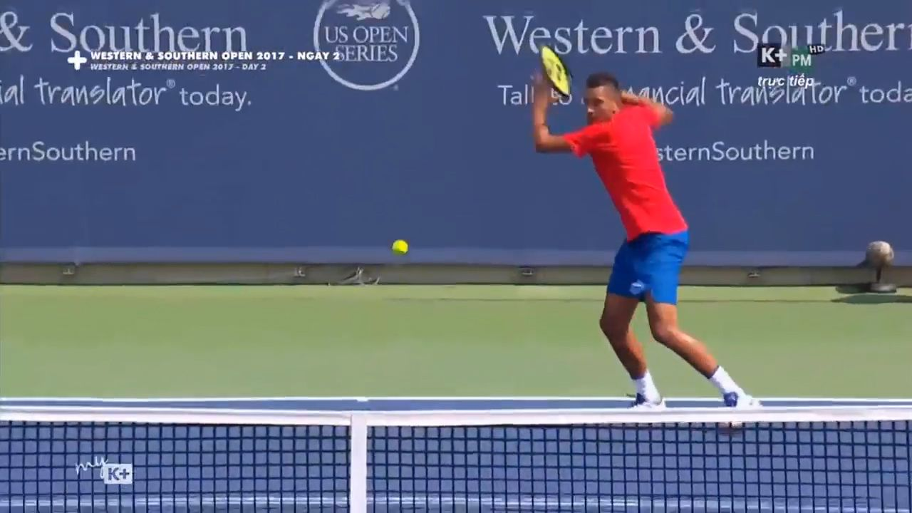 Kyrgios still struggling with fitness after beating Goffin
