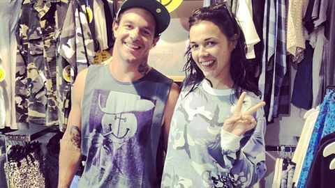 Celeb couple make a Splash: Is Home and Away star Demi Harman dating surfer Koby Abberton?
