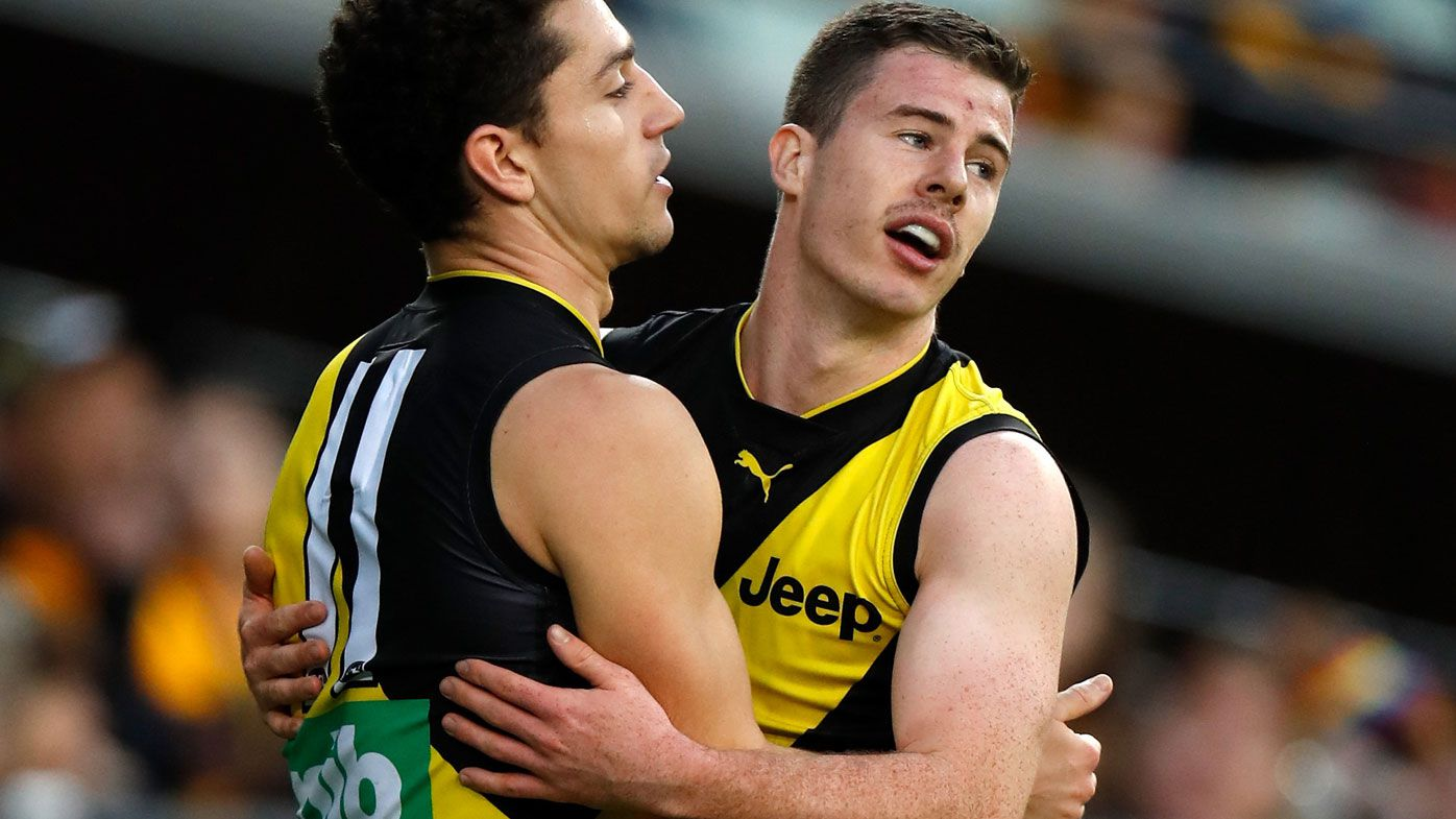 Jack Higgins set to leave Richmond during trade period