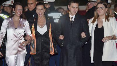 Royal mums: Princess Stephanie of Monaco