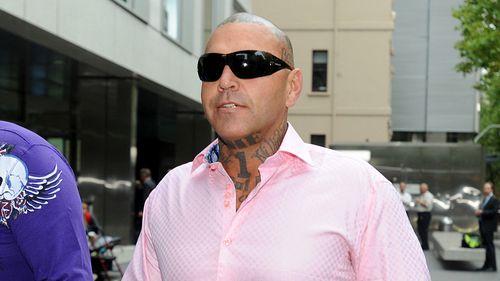 Former bikie enforcer Toby Mitchell denied bail over alleged death threat