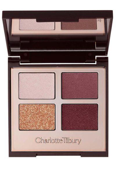 "<a href=""http://www.charlottetilbury.com/au/luxury-palette-the-vintage-vamp.html"" target=""_blank"">Luxury Palette in The Vintage Vamp, $78, Charlotte Tilbury</a>"