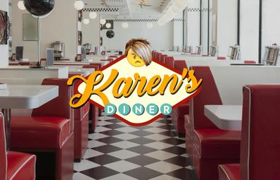 Karen's Diner, a new Sydney pop-up restaurant encouraging staff to be rude to customers