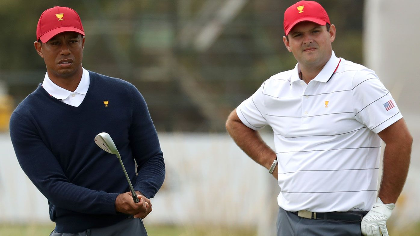 Under-fire Patrick Reed responds to outspoken Aussie, as US critic slams 'flagrant cheating'