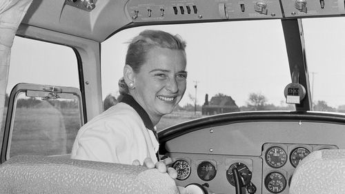 Jerrie Cobb: NASA's first female astronaut candidate and gifted pilot dies at 88