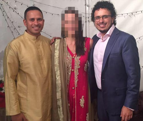 Arsalan Khawaja terror hit list