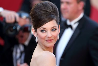 High-fash Marion at the 2013 Cannes Film Festival.