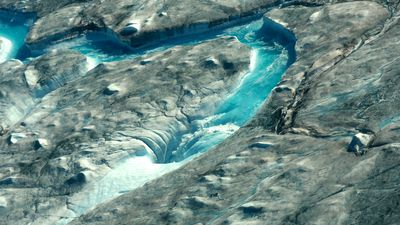 Greenland's mass melt