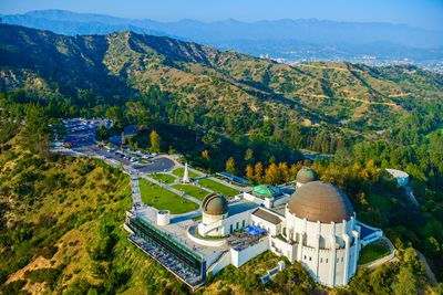 <strong>9. <em>Rebel Without a Cause </em>- Griffith Observatory, Los Angeles</strong>