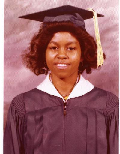 Michelle Obama's Graduation Photo