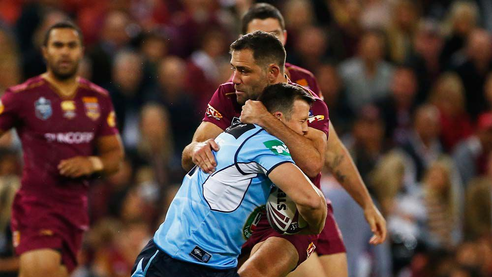 State of Origin: Queensland captain Cameron Smith delivers scathing assessment of Maroons performance