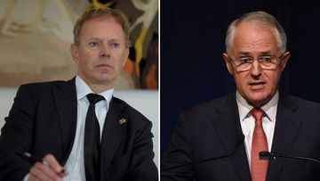 The Belgian Ambassador to Australia has said it is 'dangerous' for Malcolm Turnbull to link the European refugee crisis with the Brussels terror attacks. (AAP)