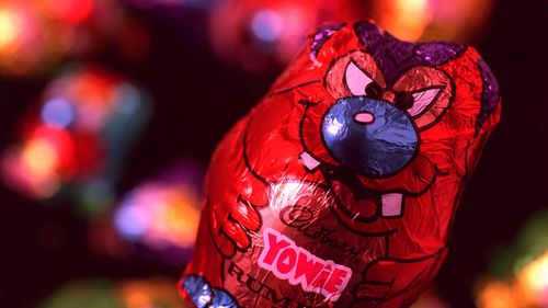 The Yowie was previously owned by Cadbury.