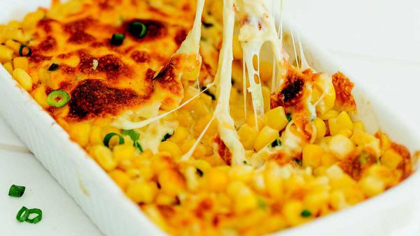 Corn cheese recipe