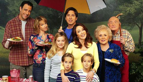 The whole family from 'Everybody Loves Raymond'.