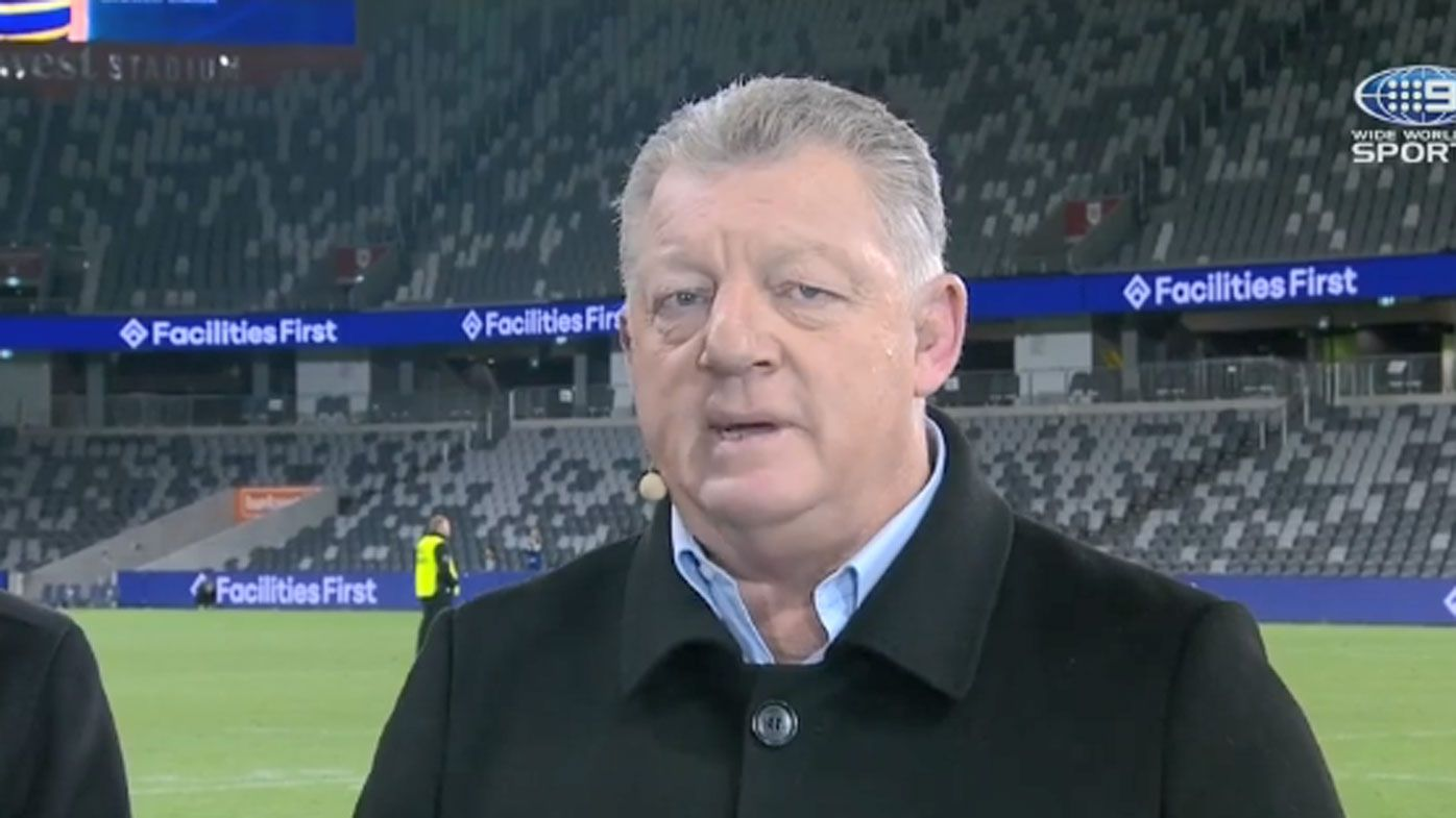 Gus gives Eels brutal reality check after Bunnies win: 'I don't think they're a finals team'