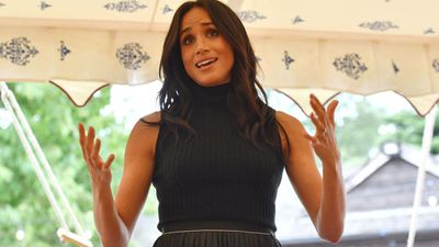 Meghan Markle launches her first solo charity project
