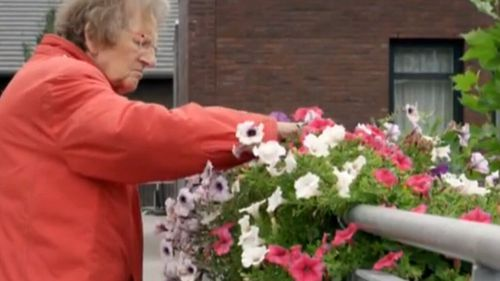 Dementia villages give sufferers the opportunity to live a more normal life.