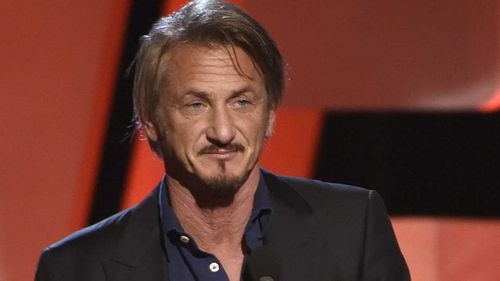 Double Oscar winner Sean Penn