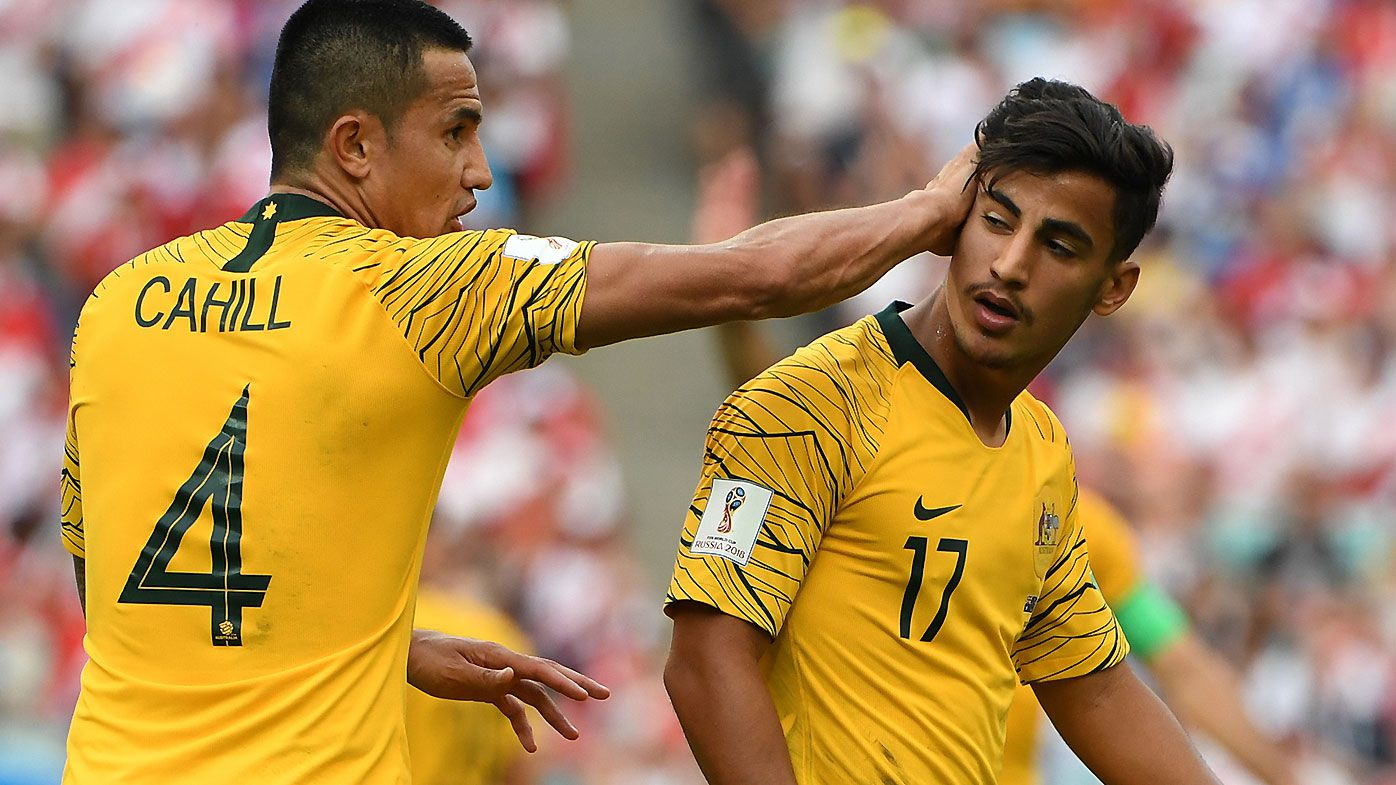 Socceroo starlet Daniel Arzani set to join Scottish powerhouse Celtic