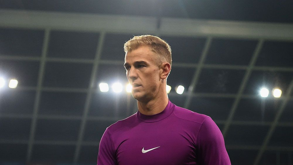 Joe Hart.(Getty)
