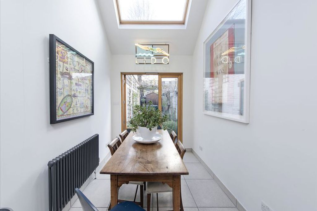 This skinny home is two metres wide but a lesson in clever small ...