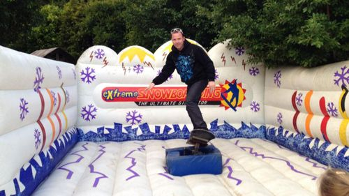 Mr Smyth was a passionate surfer and skateboard rider.