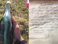 Man finds 50-year-old Russian message in a bottle in Alaska