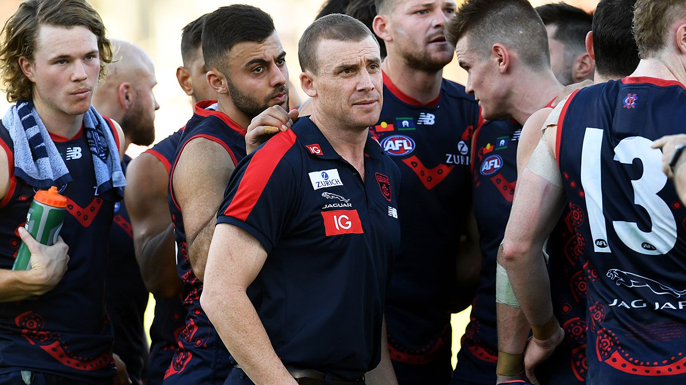 AFL legend slams 'embarrassing' Demons and issues brutal reality check