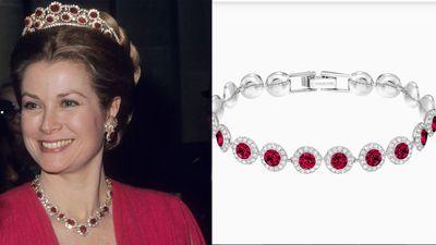 Princess Grace's rubies