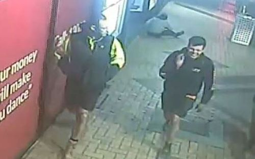 Ryan Wells' case was thrust into the public eye after he was allegedly filmed one punching a stranger on a Frankston street. Picture: Supplied