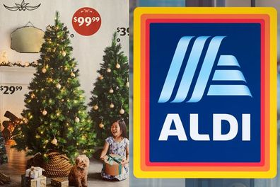 Aldi christmas tree