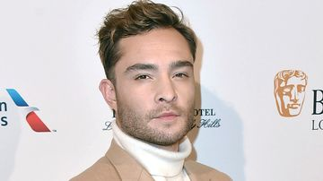 Westwick arrives at the BAFTA Awards Season Tea Party at the Four Seasons Hotel in Los Angeles in 2016. (AAP)