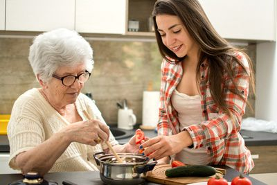 <strong>Cooking shows are the new nonna</strong>