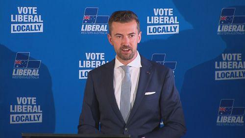 Zak Kirkup WA election concession speech