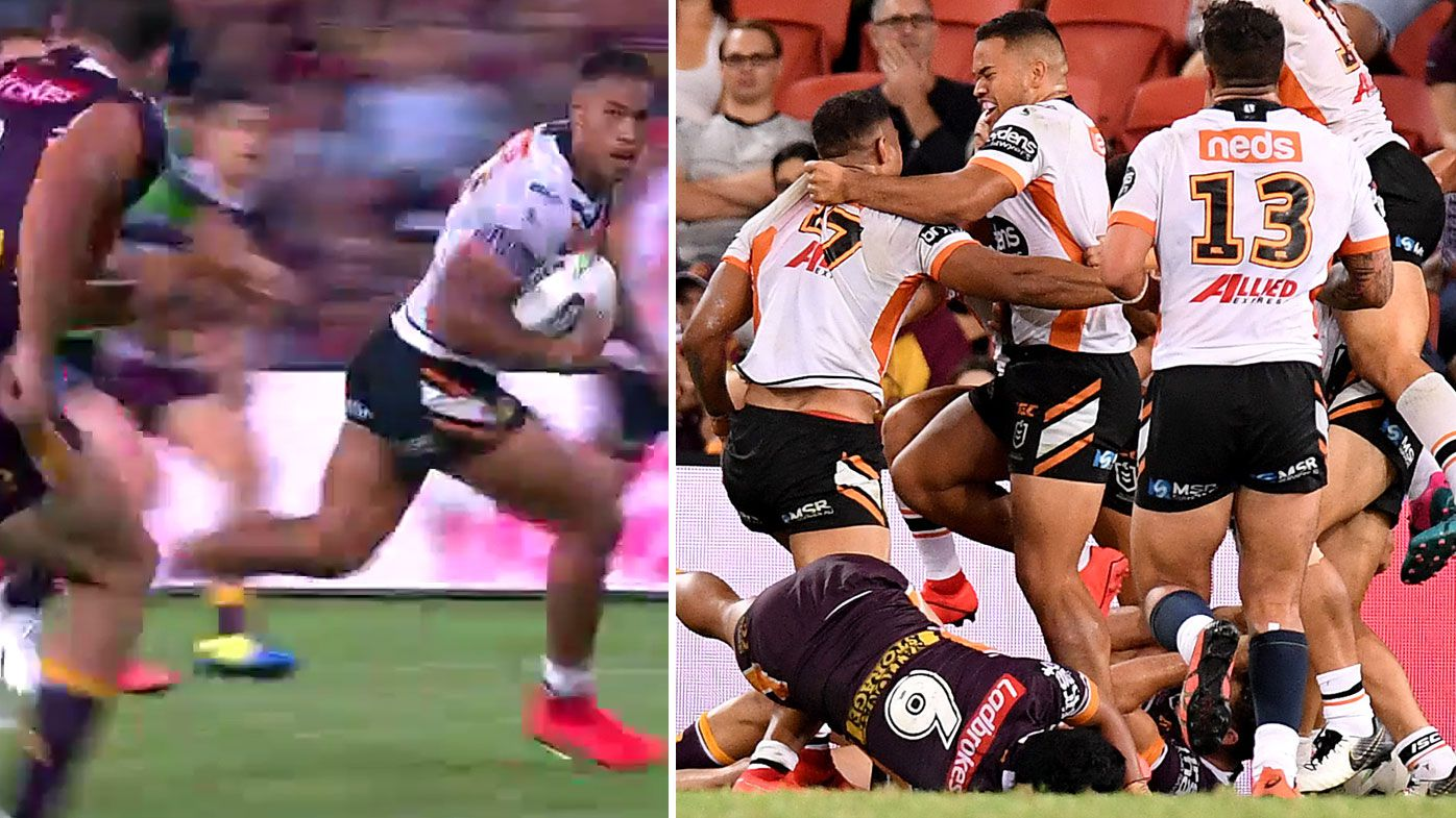 NRL: Last-ditch Michael Chee Kam miracle try hands Seibold's Broncos fourth loss of season