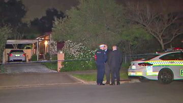 Police were called to a home in Adelaide where they found the body of a woman.
