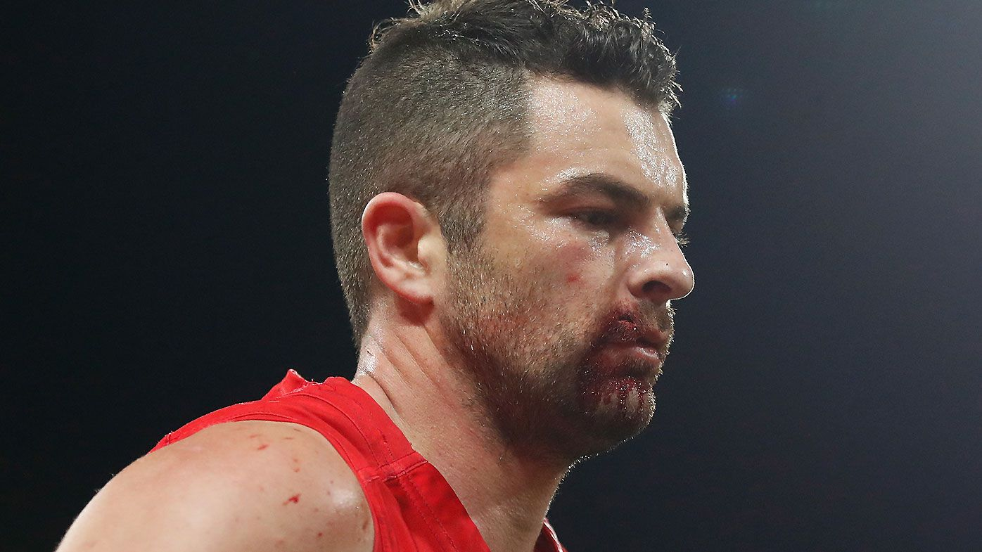 Swans defender Heath Grundy to miss time with mental health issues