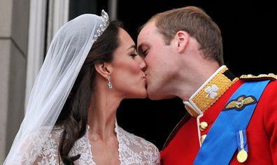 The wedding was watched by 23 million people.