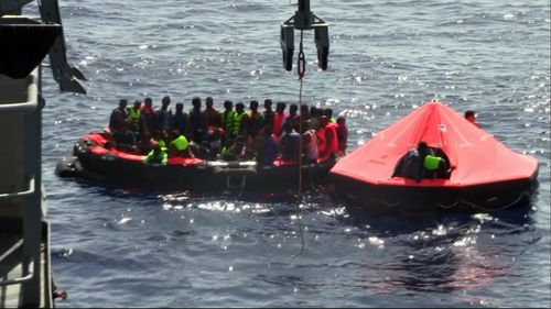 EU blasts members over lastest migrant boat disaster
