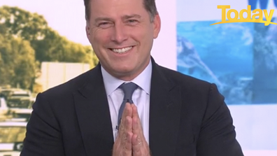 Karl Stefanovic apologised for his comments and Gladys Berejiklian's.