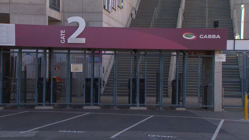 Even if new naming rights are sold, the Gabba name will need to be included. Image: 9News