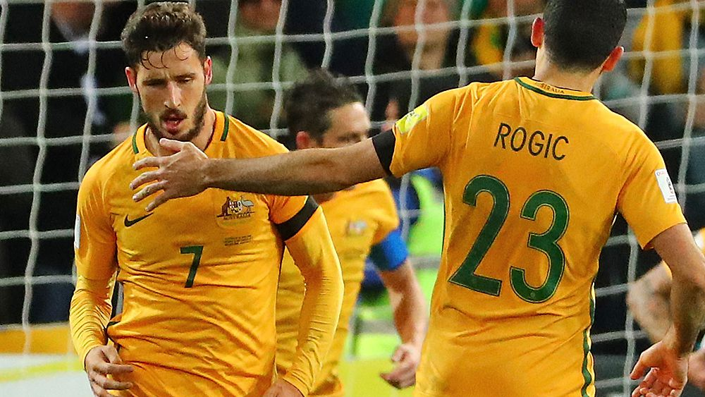 World Cup 2018: Socceroos confirmed to play Syria in Malaysia