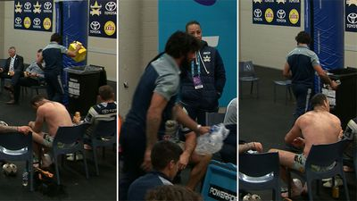 NRL news: North Queensland captain Johnathan Thurston honoured to be Cowboys' cleaner