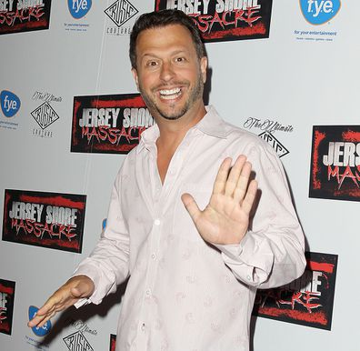 Sal Governale at Jersey Shore Massacre' film premiere, New York, America - 19 Aug 2014