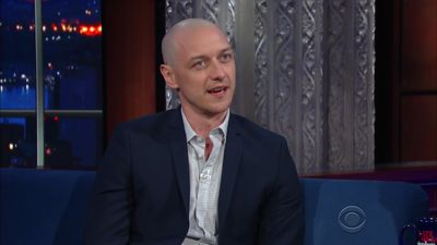 James McAvoy recalls getting caught shaving his privates with his grandfather's razor: Watch!