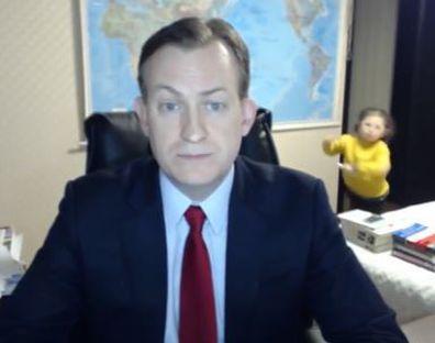 Viral BBC dad