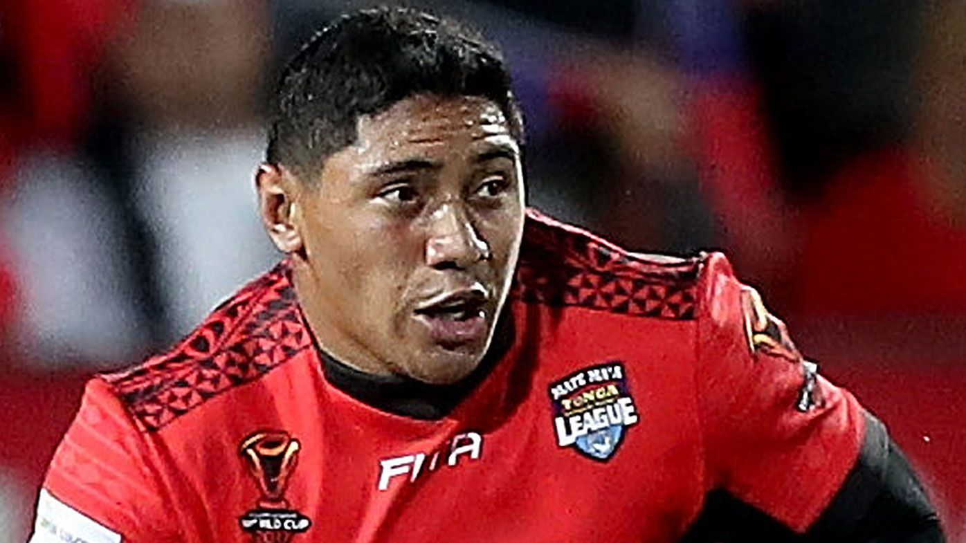 Jason Taumalolo pledges allegiance to Tonga ahead of Sydney Pacific Test